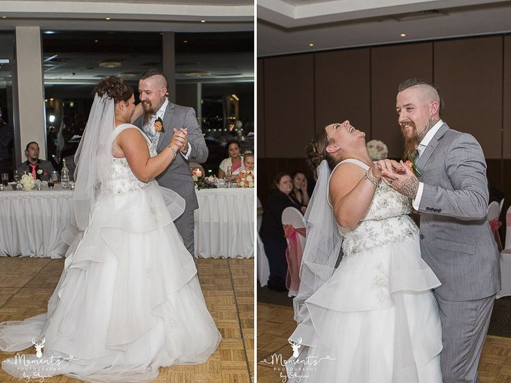 Sydney Wedding Photography. First dance. wedding decor. Pink. Wedding reception. The Waterfront function centre - St George Motor Boat Club. www.momentsphotography.com.au