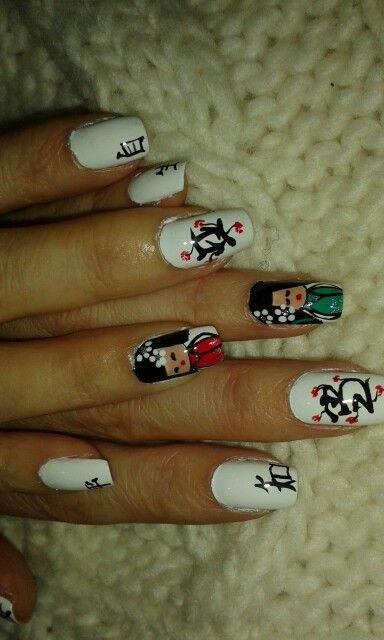 Uñas japonesas