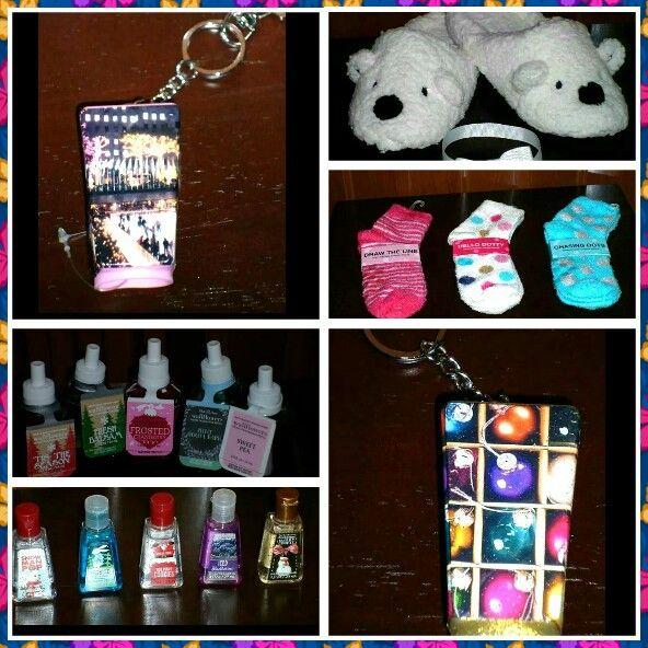 Extensa variedad en productos navideños
