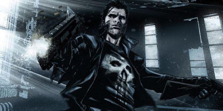 The Punisher: ecco la prima foto del cast al completo