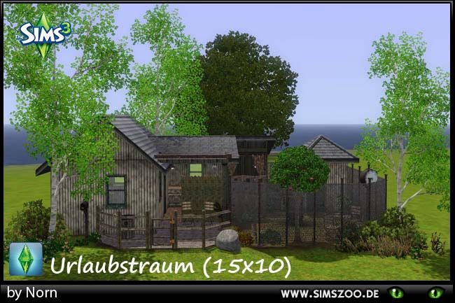 Awesome Blackys Sims u Sims Zoo A uerm u dream home by Norn Facilities running Houses Pinterest