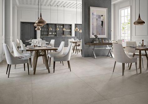 XLstone - Pavimenti in gres porcellanato effetto pietra per negozi e spa
