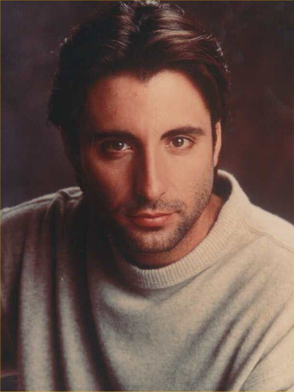 Andy Garcia -Godfather III all time favorite!!!!