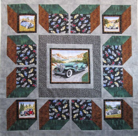 Classic Car Quilt Kit Google Search Pink Quilts