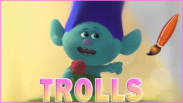 Trolls Movie Baby Branch Kids Coloring Book Coloring Pages For Children Coloring For Kids Trolls Movie Coloring Books