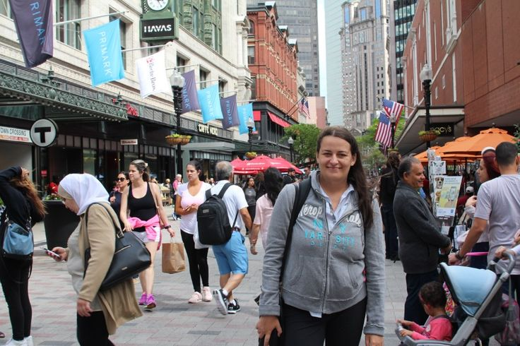 lifestyle: OOTD FROM DOWNTOWN CROSSING- BOSTON