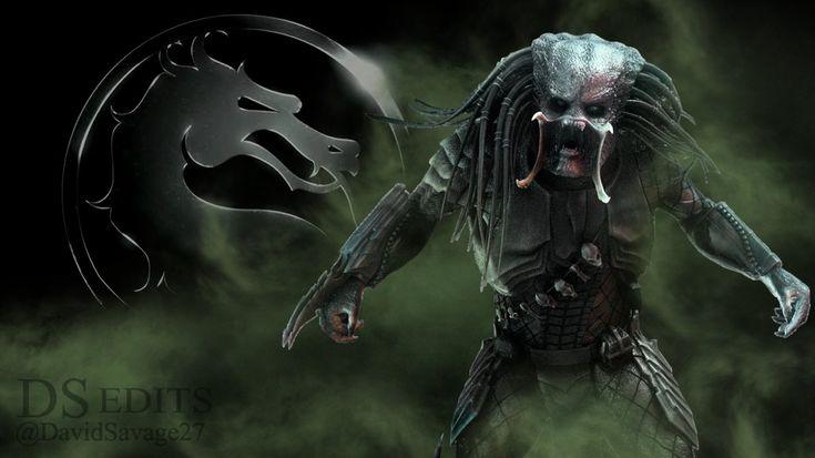 Mortal Kombat X Predator by ultimate-savage on DeviantArt