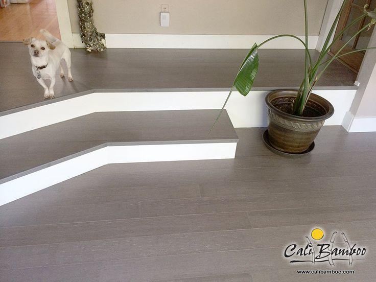 Hardwood Flooring Gray Bamboo Flooring Sample Future