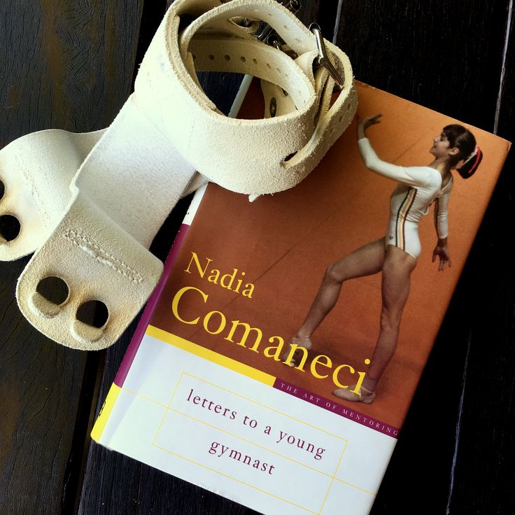 BOOK REVIEW: Letters to a Young Gymnast by Nadia Comaneci - This is a lovely story of an extremely talented, determined, courageous and resilient Olympic athlete. It is a great read that I would recommend to gymnasts, parents of athletes, anyone interested in gymnastics and sports in general, and to those looking for an inspirational true story. Read the blog post for the full book review.