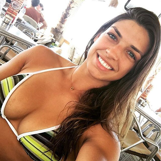 Hot Instagram Babe of the Day: Mackenzie Dern