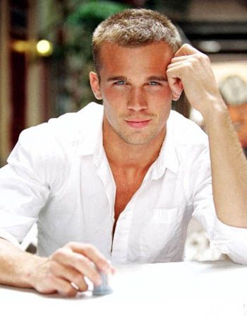 Cam Gigandet, I like to think he is looking at me;) haha but only in my dreams..