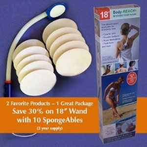 """18″ Semi-flex Body-Reach+ Bendable """"Unbreakable"""" Lotion - See more at: http://supremehealthydiets.com/category/beauty/tools-accessories/bath-body-accessories/#sthash.leliDmdG.dpuf"""
