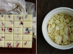 Delicious blog: Bílá čokoláda