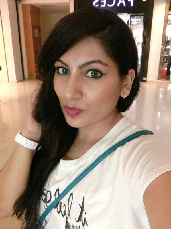 Pacific Mall Delhi Selfie