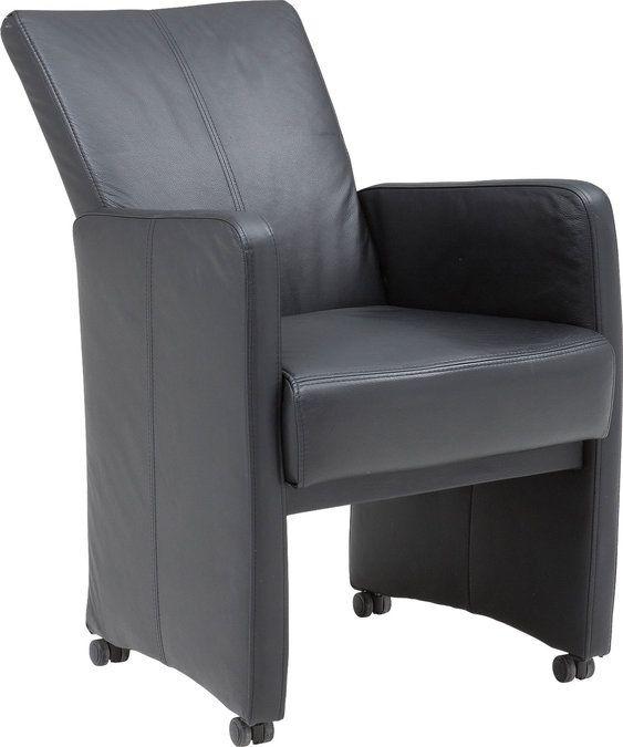 Riva is een moderne, comfortabele fauteuil met een verstelbare rug. Door de luxe wieltjes schuif je gemakkelijk aan tafel en…