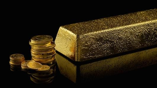 Gold sputters in back-to-back sessions as dollar, stocks climb Gold Buz Investors Gold sputtersGold is trading at $1226.90 per ounce at 10:40 GMT this morning, 0.2% lower from the New York close. This morning, the precious metal traded at a high of $1232.20 per ounce and a low of $1222.60 per ounce. Yesterday, gold traded 0.88% lower in the New York session and closed at $1229.40 per ounce, after upbeat jobs data in the US boosted expectations of a near-term interest rate hike by the…