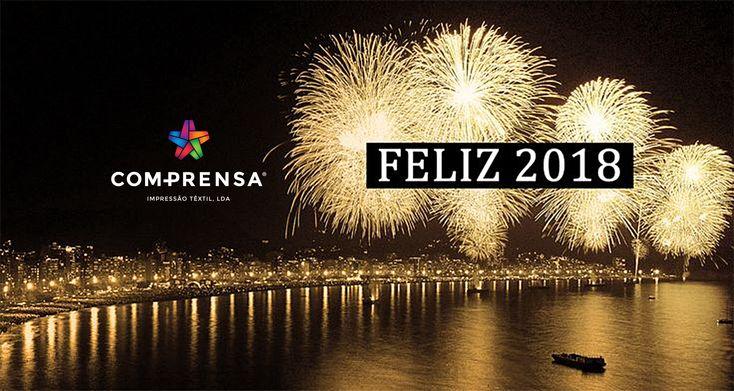 A Com-Prensa deseja a todos um Feliz Ano Novo🎉🎉