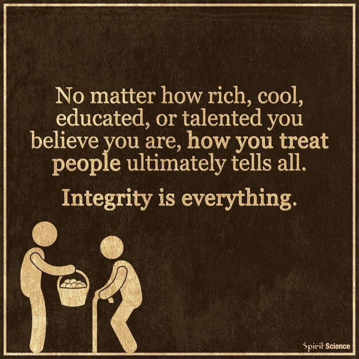 """3,331 mentions J'aime, 19 commentaires - Success & Motivational Quotes (@successfoundation) sur Instagram : """"#Integrity - Tag someone who need to see this - via @spiritscienceofficial -…"""""""
