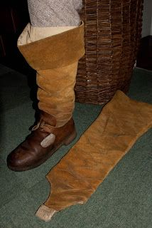Ready to wear (1640s style): February 2011