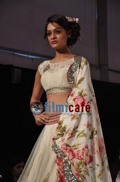 Talent Box Anushree Reddy Show for Day 2 of Lakme Fashion Week (LFW) Summer-Resort 2013 - Filmicafe