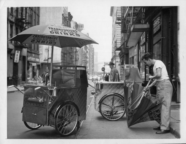28 best Hot Dog images on Pinterest | Hot dog cart, Hot dogs and ...