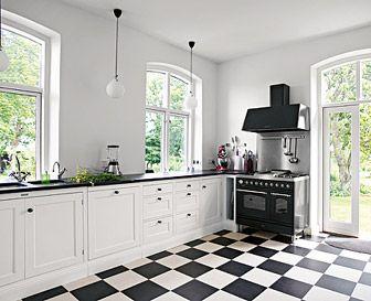 Rätt golv till köket - Byggahus.se