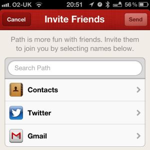 quora account settings ui mobile - Google Search