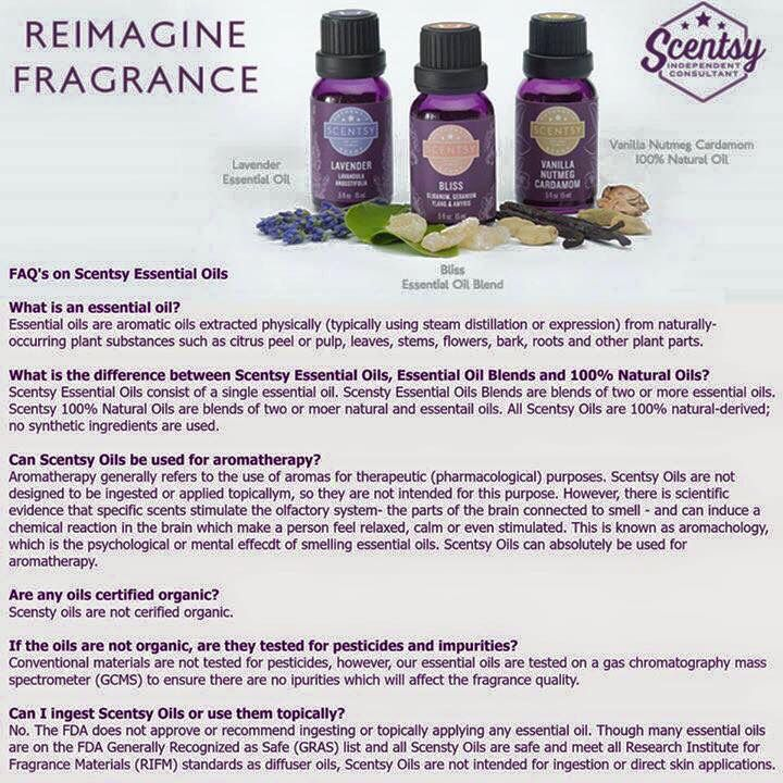 Questions about our oils?