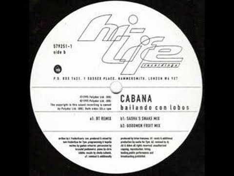 Cabana - Bailando Con Lobos (BT Mix)