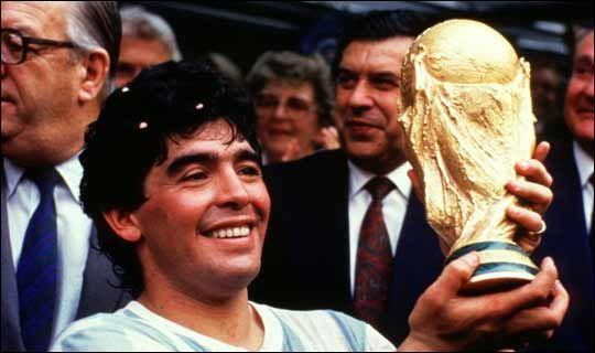 Maradona wins the world!!!!!