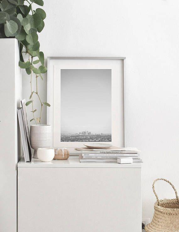 Styled Stock Photography  Scandinavian Style Shelf Stock
