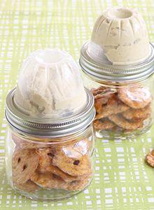 Hummus and Pretzel Crisps® Portable Snacks - Pretzel Crisps®