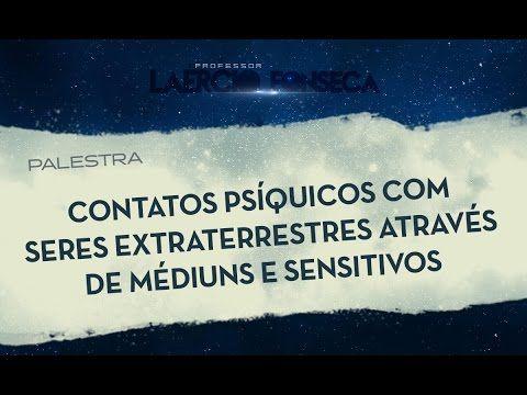 Contatos Psíquicos Com Seres Extraterrestres Através de Médiuns e Sensit...