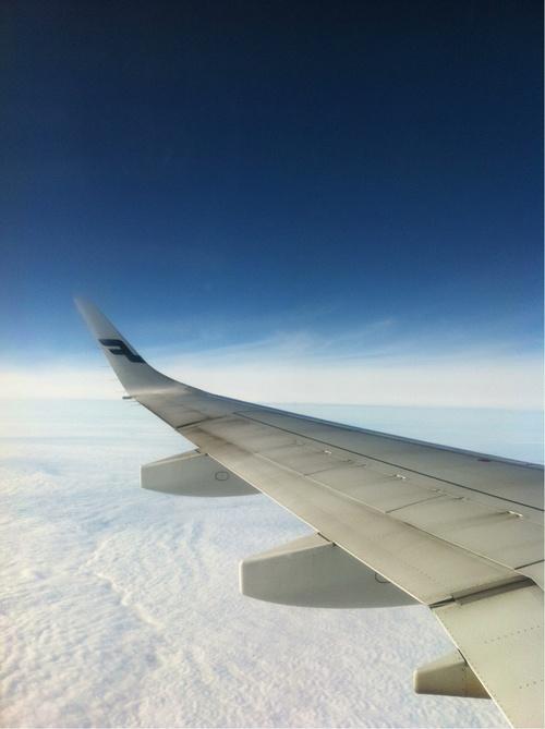 2012.11◇ストックホルムへ #travel #stockholm