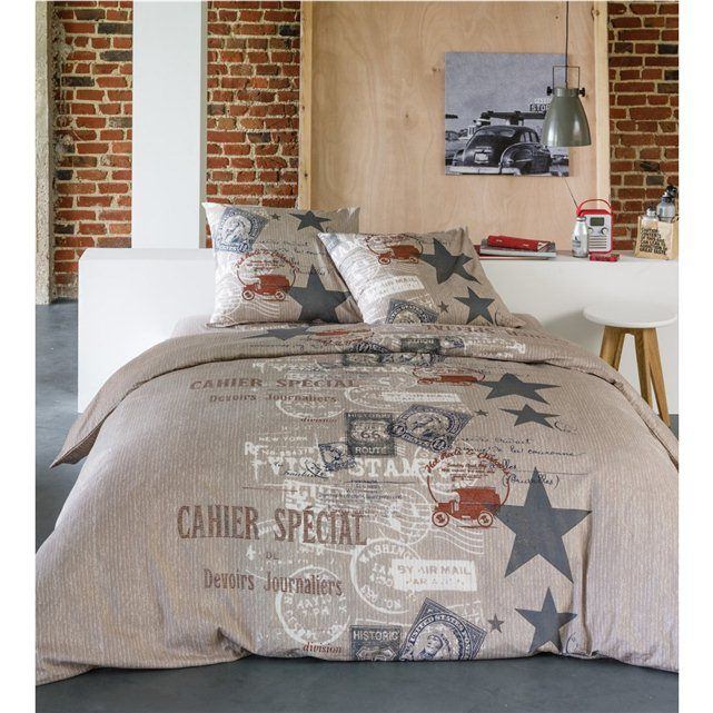 1000 images about housse de couette on pinterest canada for Housse de couette beige 240x260