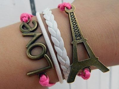 Love the eiffel tower one  Cute daytime spring piece-- i have one similar! Think i like this one better :D