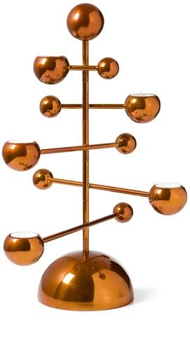 TELURIA Materials: Available in bronze or light blue design Design: Note Design
