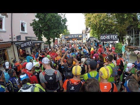 TREKKING POLES? [2016 GORE-TEX Transalpine Run Stage 1] - YouTube
