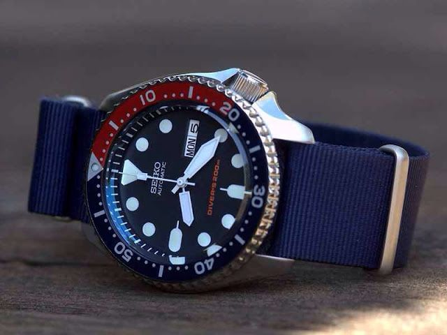 Seiko SKX009 (All is Lost)