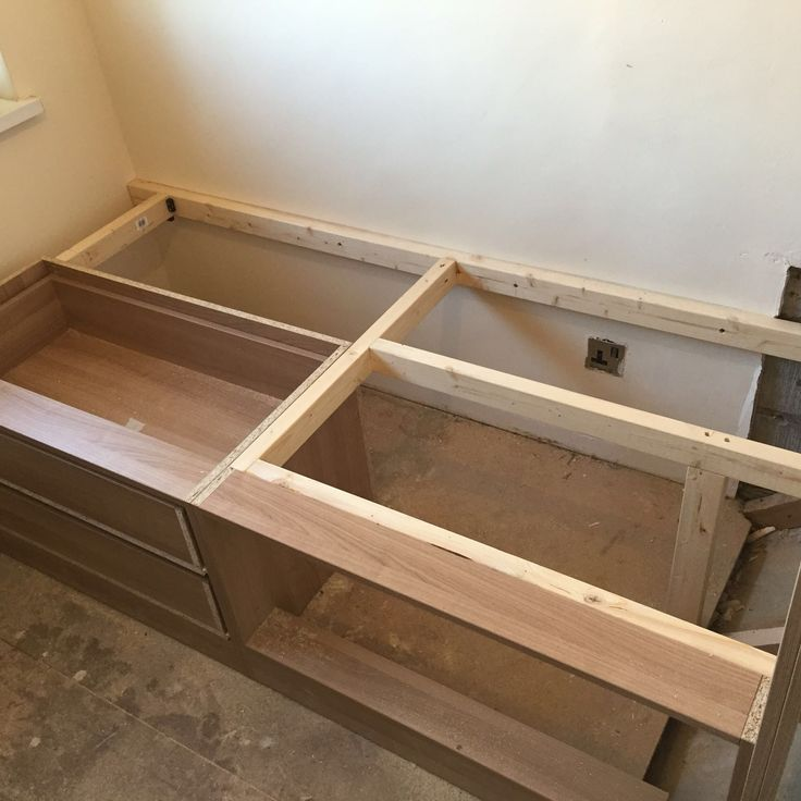 Bed Over Stair Box Google Search: Stairs Bulkhead, Box Room Ideas And Boy Nurseries