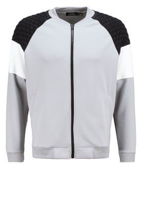 OVERSIZED FIT - Treningsjakke - grey