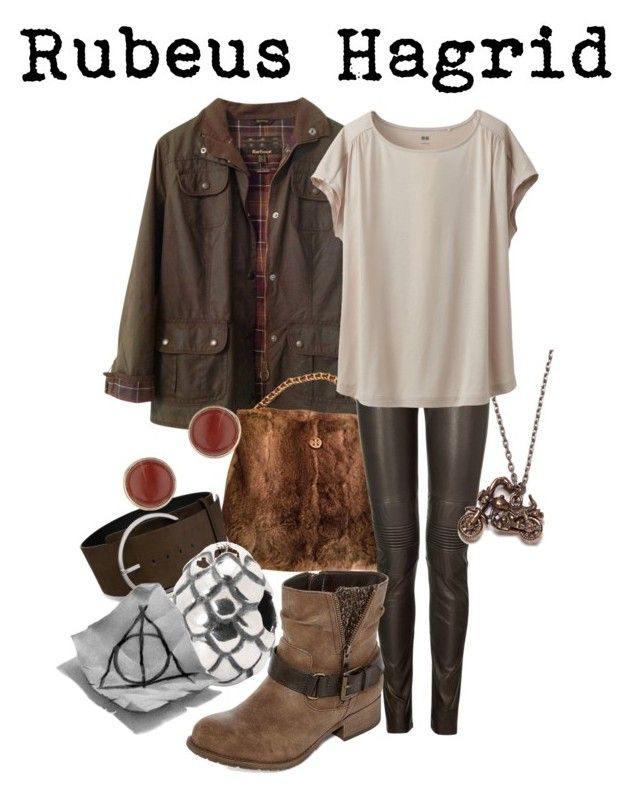 how to make a hagrid costume