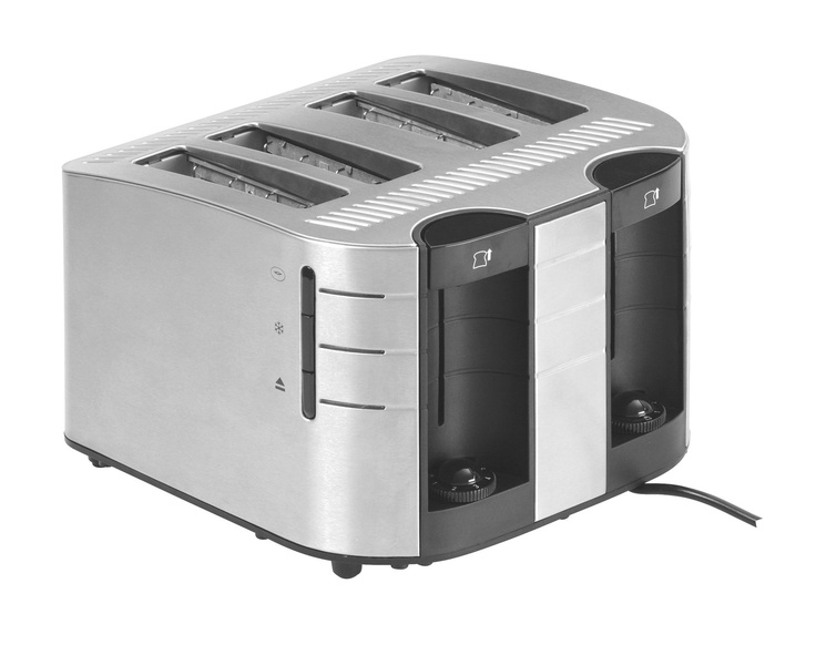 THE SUPPLY SHOPPE - Product - 13974 RUSSELL HOBBS 4 SLICE TOASTER