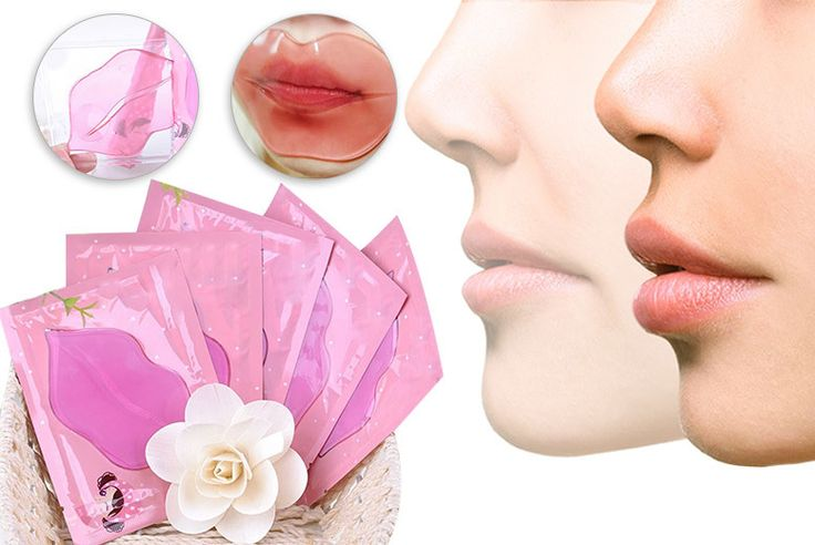 Buy 5pk Pink Collagen Lip Plumping Masks UK deal for just £5.00 £5 instead of £14.99 (from Somemore) for a pack of five pink collagen lip plumping masks - save 67% BUY NOW for just £5.00