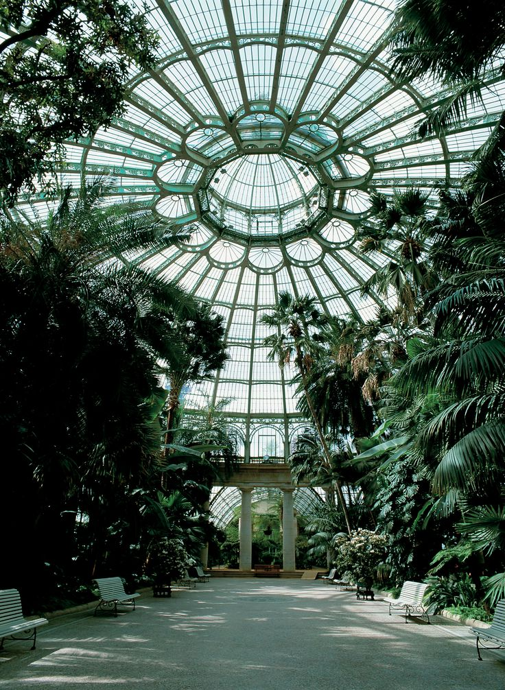 Brussels/Dome Royal Greenhouse