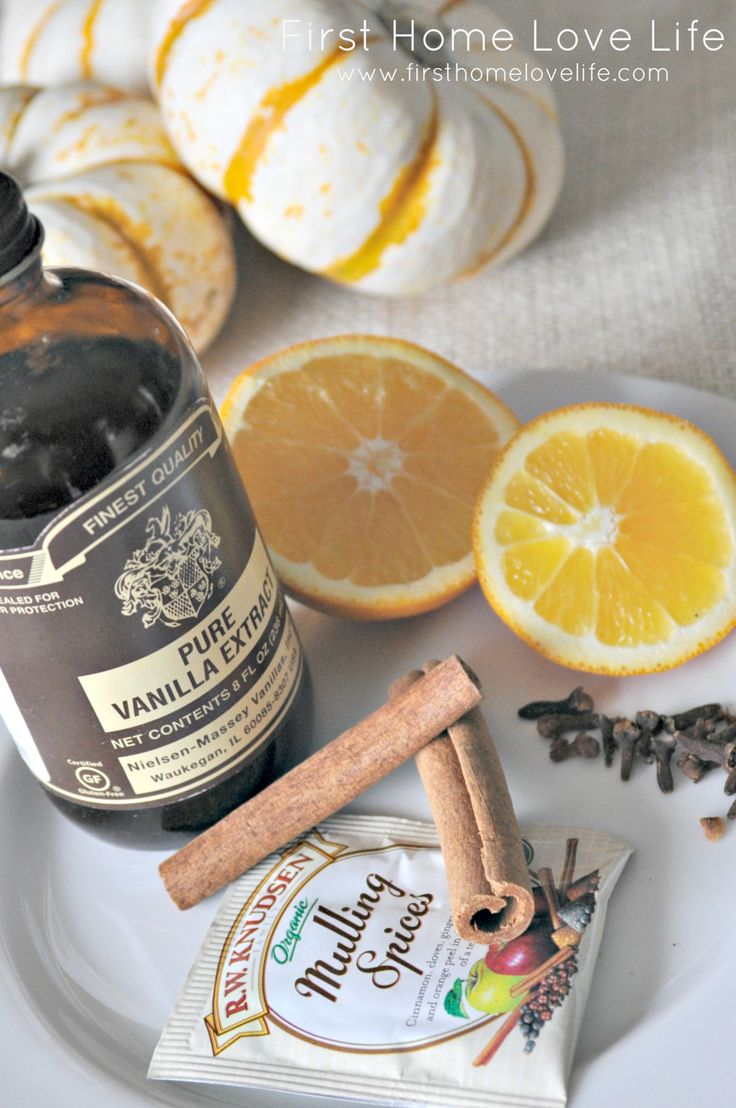 19 best Stove Top Potpourri Recipes...Smells Yummy! images on ...