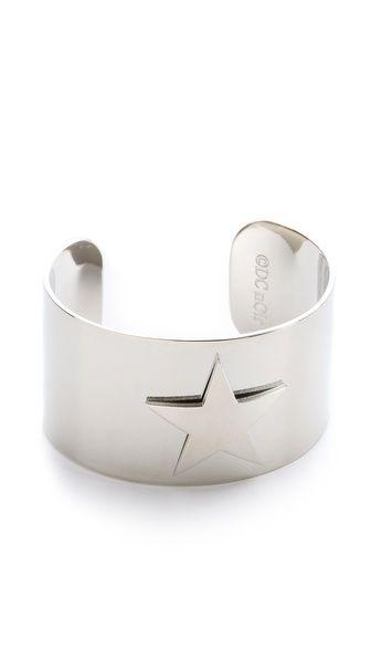 Noir Jewelry Star Cuff Bracelet