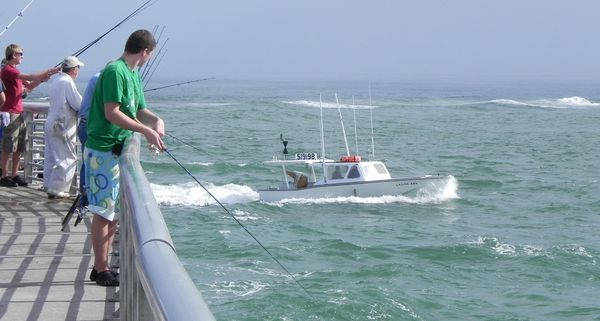 Your fishing forecast for Brevard County inland and offshore waters for the weekend of Oct. 15-16