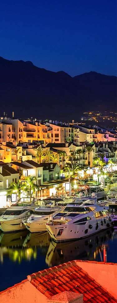 This time next week!! So excited - Puerto Banus, Marbella, Spain**
