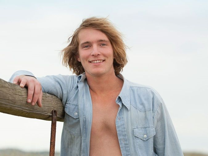 Gary from Puberty Blues, soon hot!